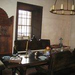 Raum in den alten Mexikanischen Haus