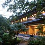 日本庭園です