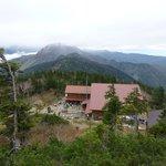 西穂山荘②