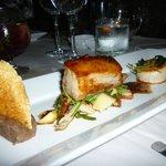 Trilogy of Pork & Scallops