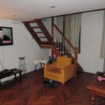 View of front room