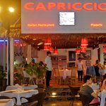Italian Restaurant Front