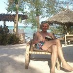 Relaxen, irgendwo zwischen Pool und Strand