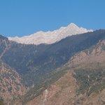 Himalaya peak from your balcony