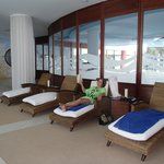 Mitsis Galini Wellness Spa & Resort  Relax area