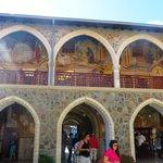 Chypre monastère royal Kykkos