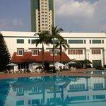 Photo de Nam Cuong Hai Duong Hotel