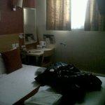 camera matrimoniale. spazio sufficiente per 2