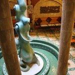 la fontaine intérieure