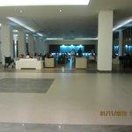 wi fi & seating area in hotel