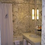 Gorgeous marble bathroom
