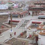 Вид на храм из двухместного номера
