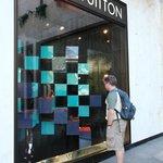 Louis Vuitton shop at La Isla
