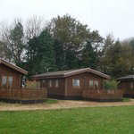 All three lodges