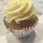 Lemon cupcake from Firefly