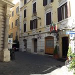 View from Via dei Portoghesi