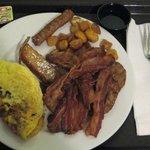 Free Breakfast food