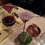 Cocktails et bière
