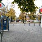 Blick zum Wittenbergplatz