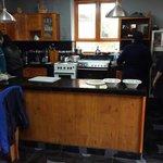 Preparing ceviche in sumac chaska hotel