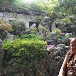 Jardim Yuyuan Gardem