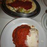 Pasticciata al gratin und Lasagne