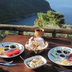 Fabulous view for breakfast