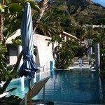 Una piscina termale