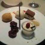 """Dessert """" Niederrheinische Tapas"""""""