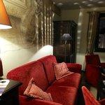 Sitzgruppe in Casanova Suite