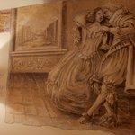 Casanova-Bild in der gleichnamigen Suite