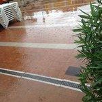 when it rains it floods