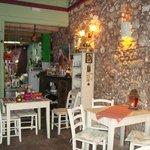 Taverna Kyria Maria interior