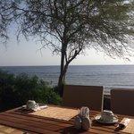 Restaurant view :)