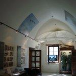 Military Museum interior