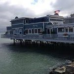 On the waterfront in Sausalito
