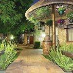 Goodnight Guest Lodge Garden