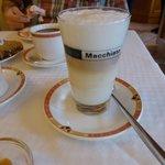 macchiato latté