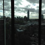Splendid city view