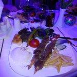 Pistachio Kebab