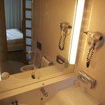 Baño, amenities