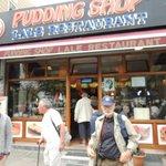 Pudding Shop Entrance