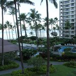 Kaanapali Alii  early morning