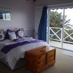 chambre lavender