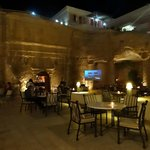 Inside the Cave Bar