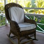 Nice and comfy Rocking chair