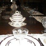 Antica Sala da pranzo  di Palazzo Parisio