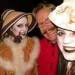 Ich - und die Halloween-Mädels