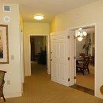 Lock-off door to Bora Bora 1 bedroom to make 2 bedrooms
