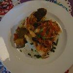 Espadon / risotto (15€)